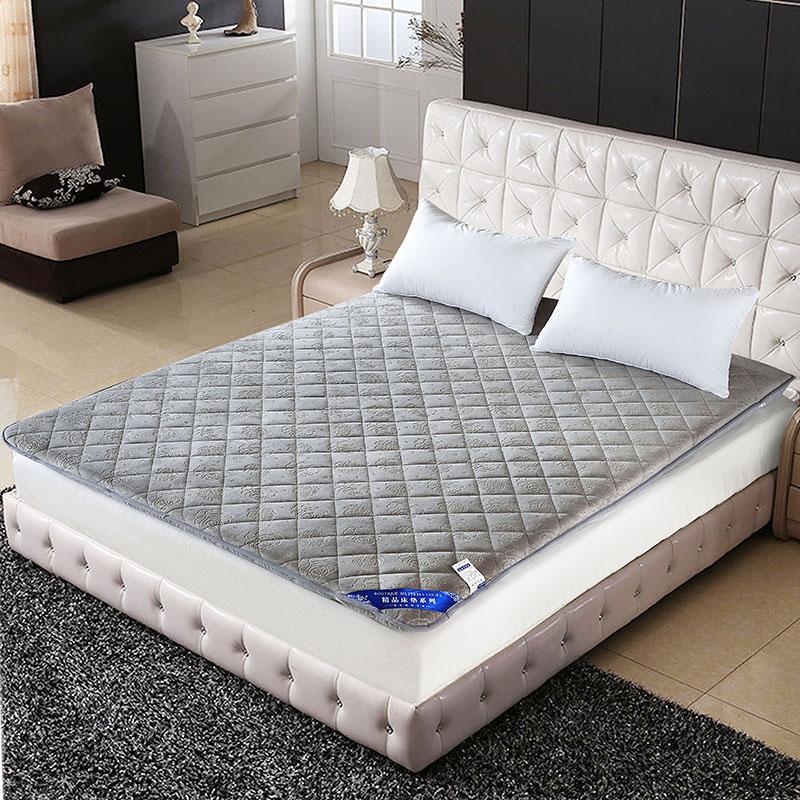 科含床垫          2016水晶绒压花床垫
