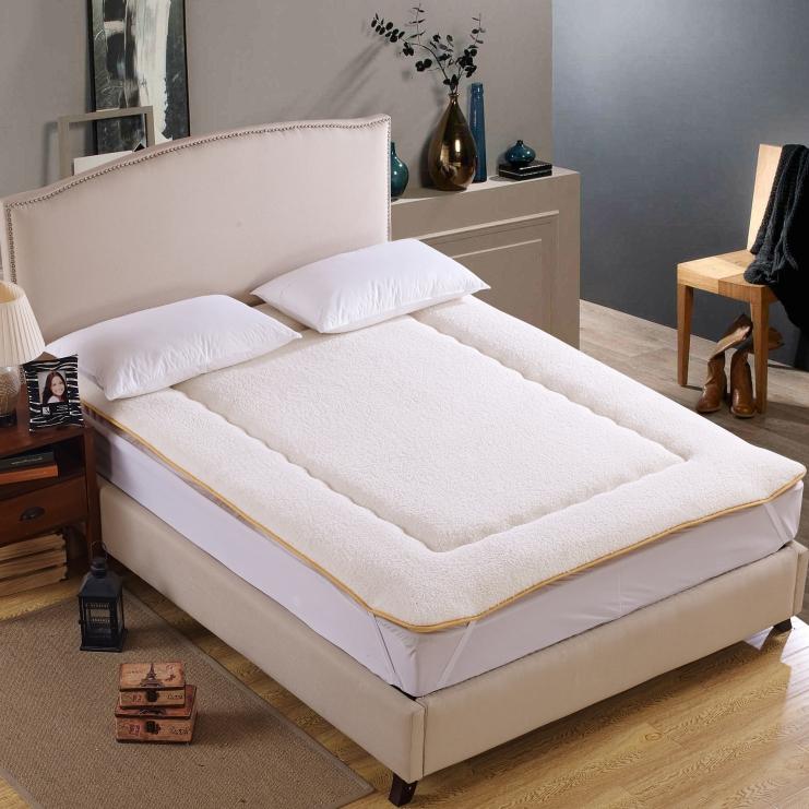 科含床垫         羊羔绒防滑垫