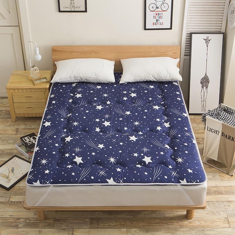 科含床垫           磨毛斜纹床垫