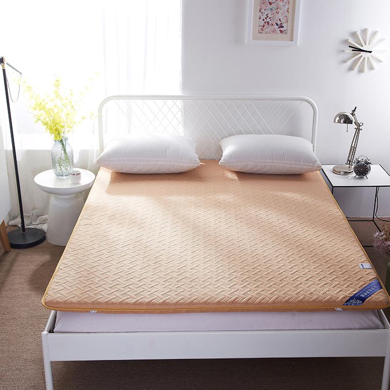 磨毛无线绗缝床垫