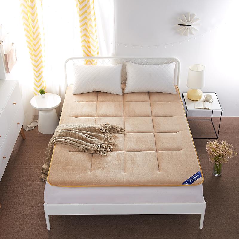 2017法莱绒无框床垫