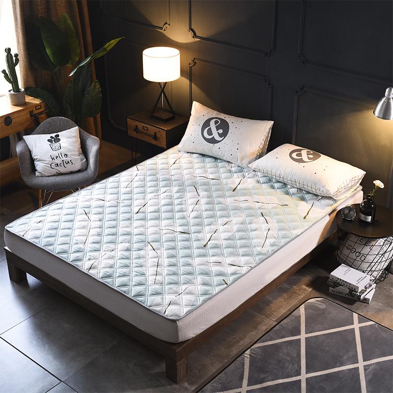 2018水洗棉防滑床护垫