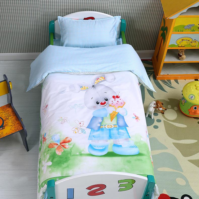 幼儿园大版套件  大白兔