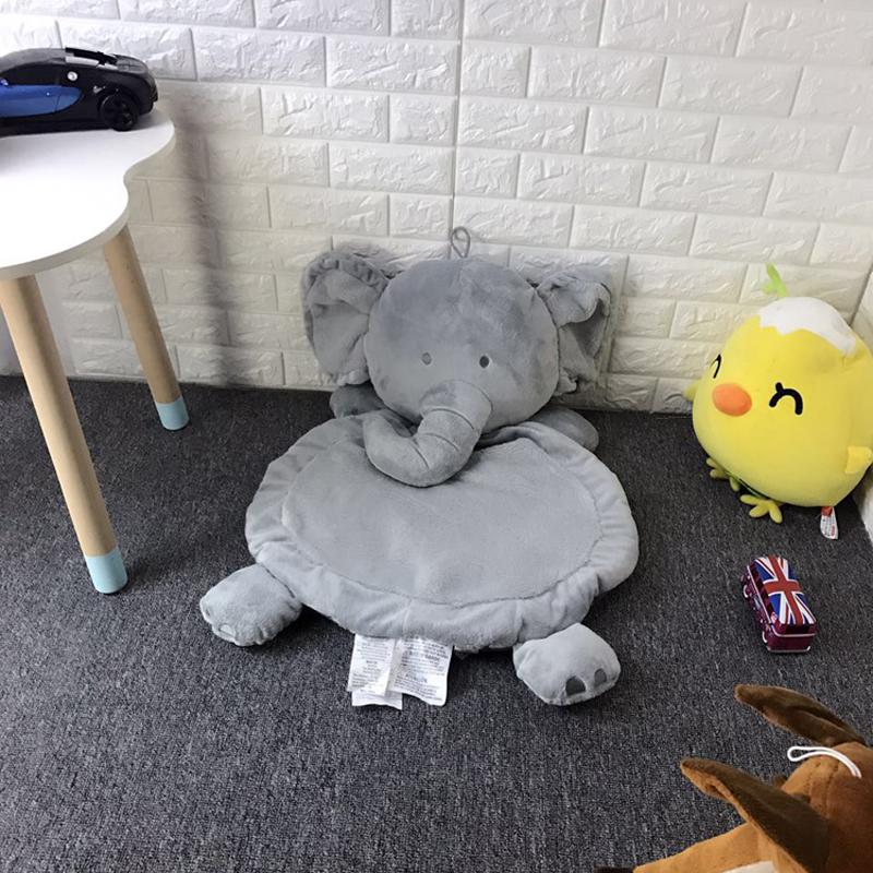 【极有家风格】狐狸大象婴童垫