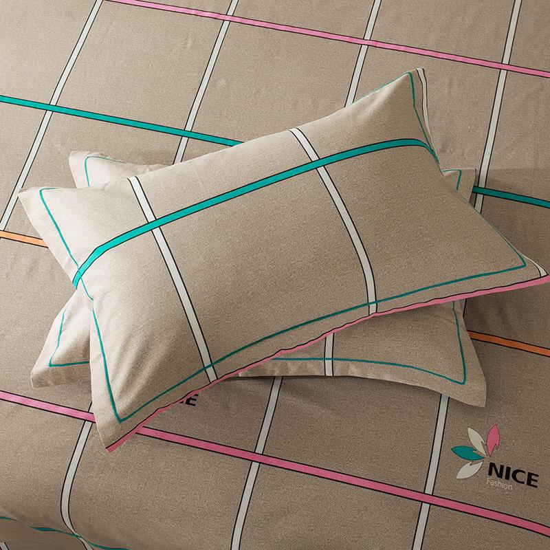 梧桐树- 全棉加厚磨毛单品 (枕套)