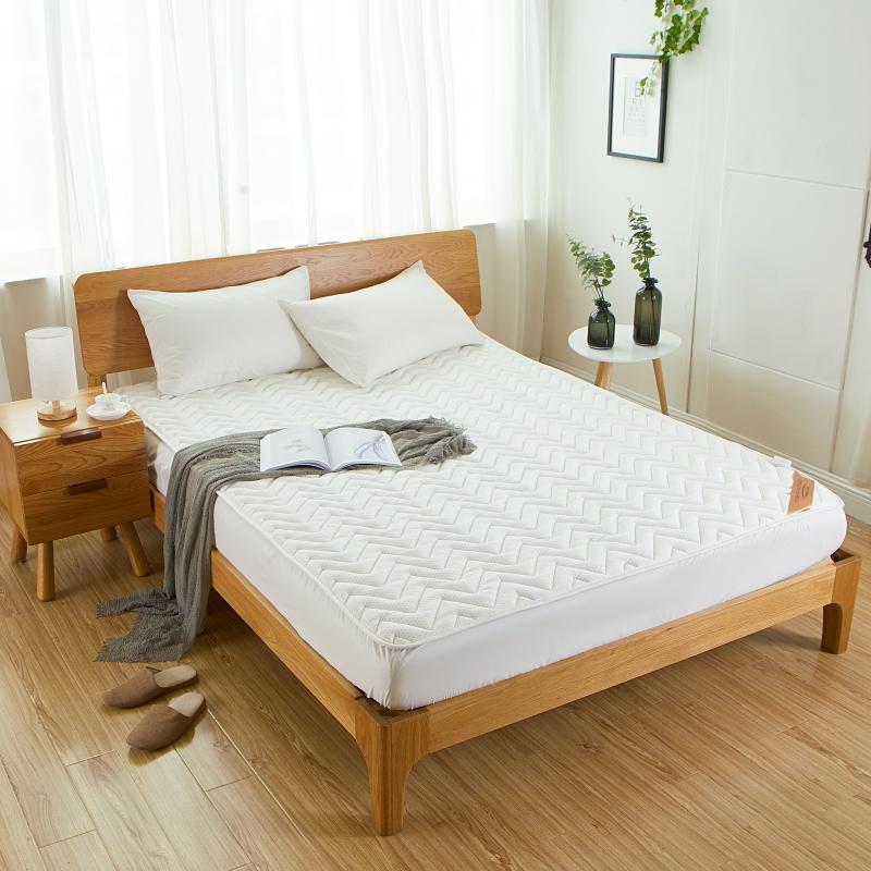 针织棉床笠式床垫