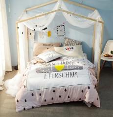 色彩青春系列 1.8m(6英尺)床 OK绷