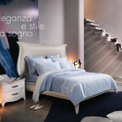 梦幻之城现代简约床上用品水洗真丝四件套六件套 1.8米床适用 潘娜洛普