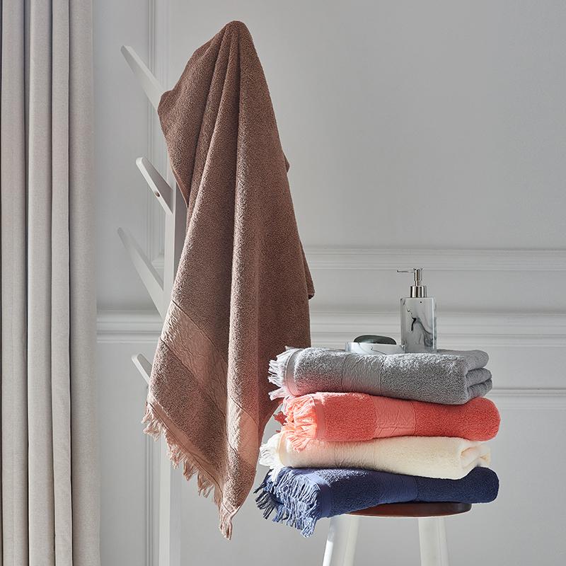 巴克艾加大浴巾