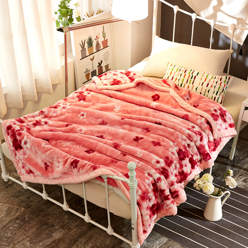 拉舍尔学生毯